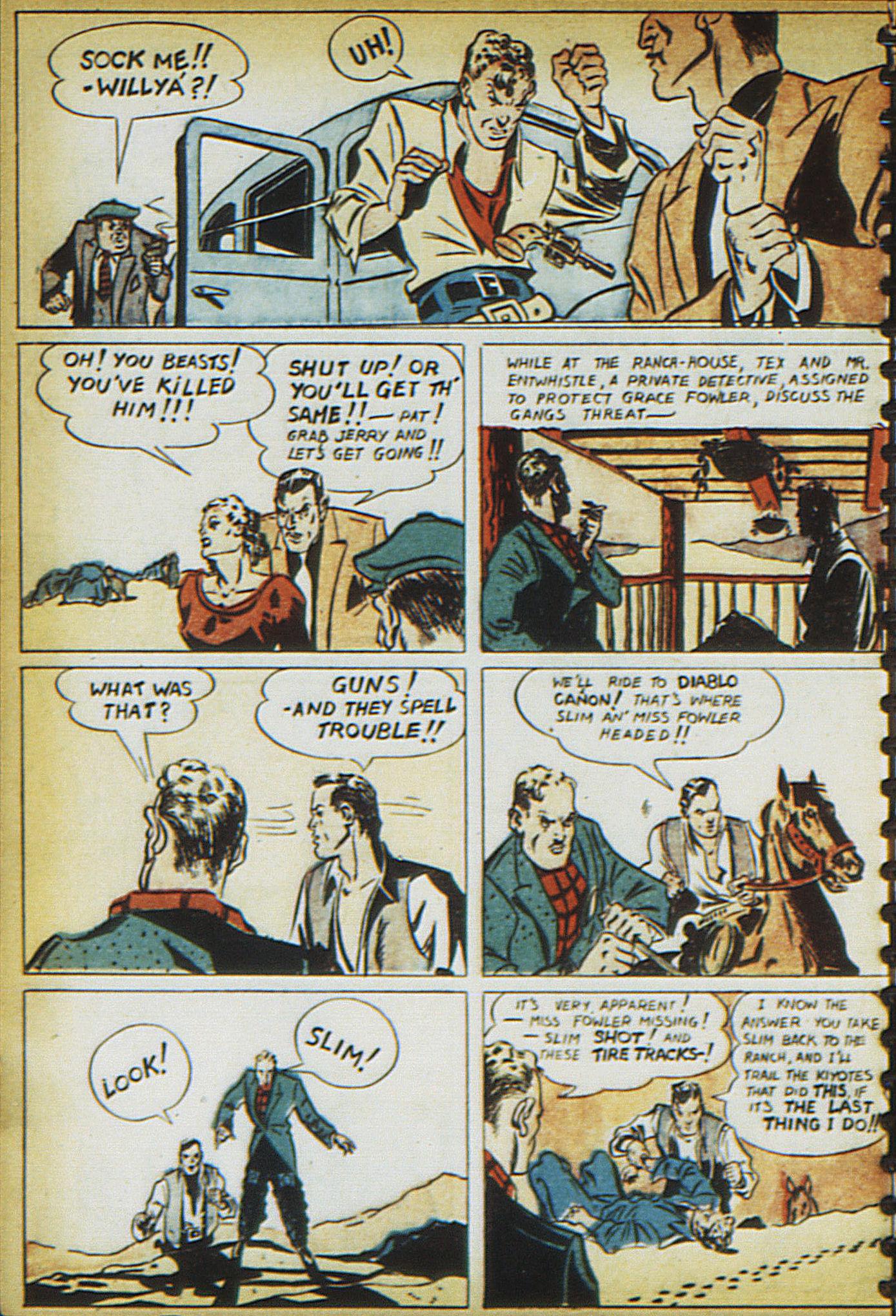 Read online Adventure Comics (1938) comic -  Issue #15 - 64