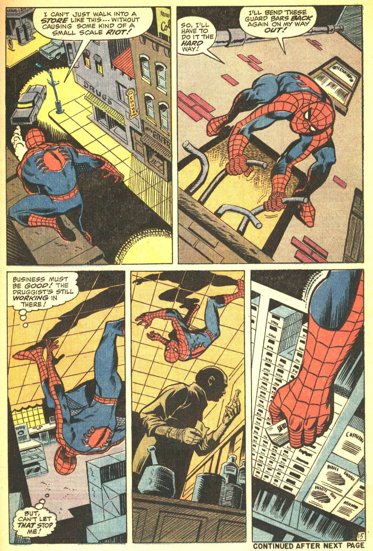 The Amazing Spider-Man (1963) 79 Page 17