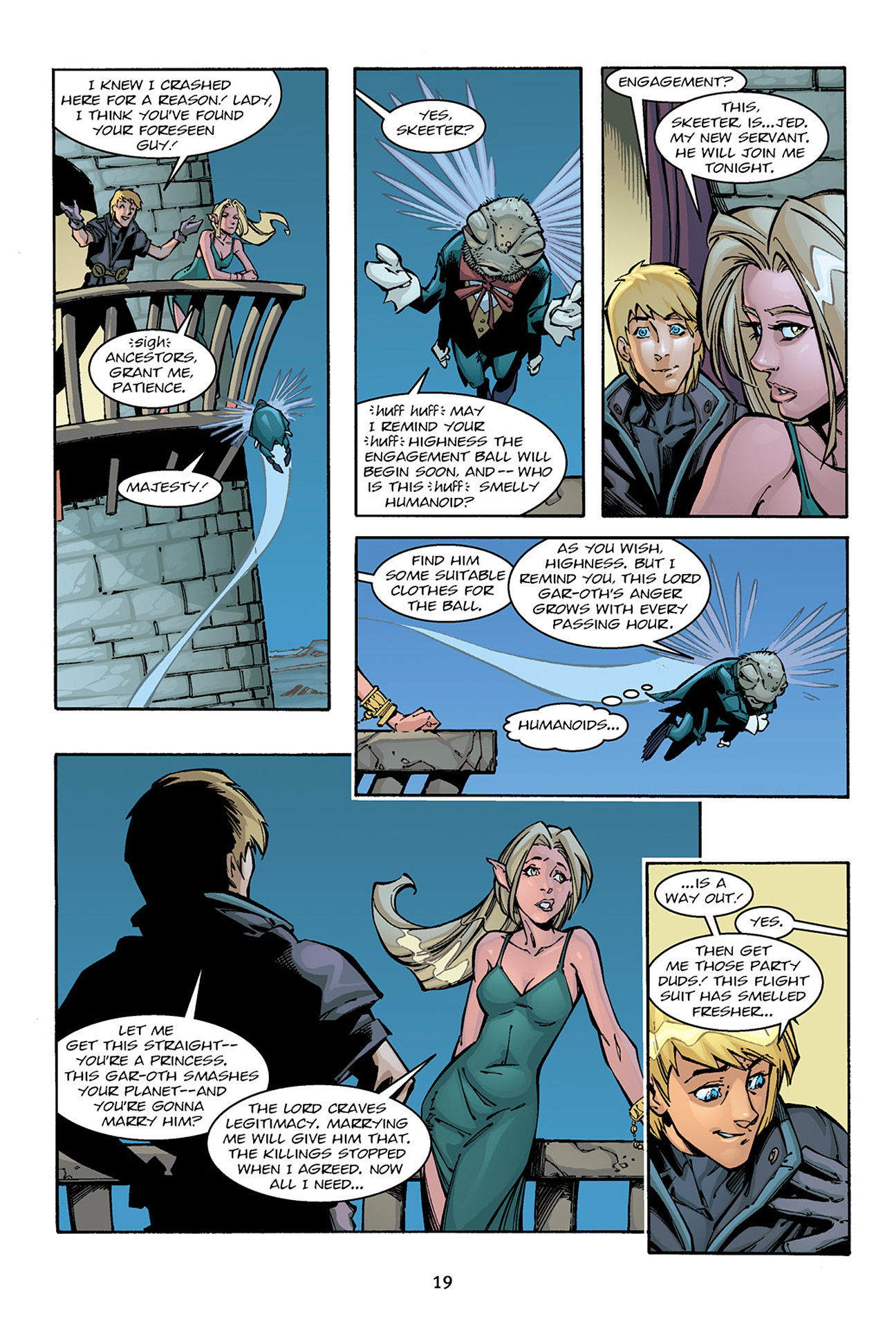 Read online Star Wars Omnibus comic -  Issue # Vol. 10 - 18