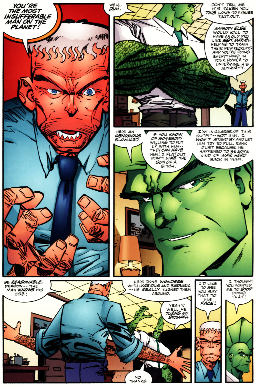 The Savage Dragon (1993) Issue #60 #63 - English 7