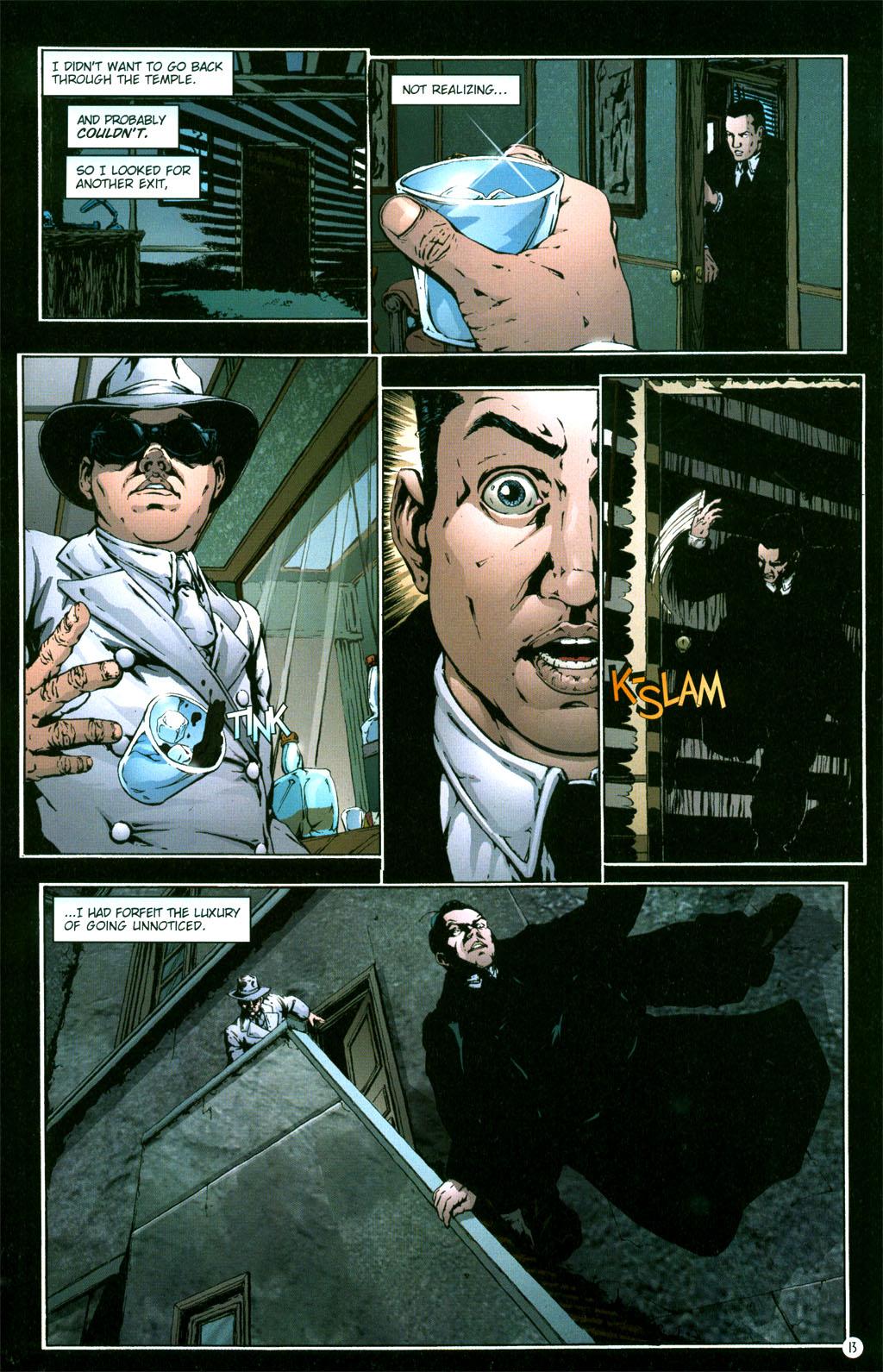 Read online Rex Mundi comic -  Issue #5 - 15