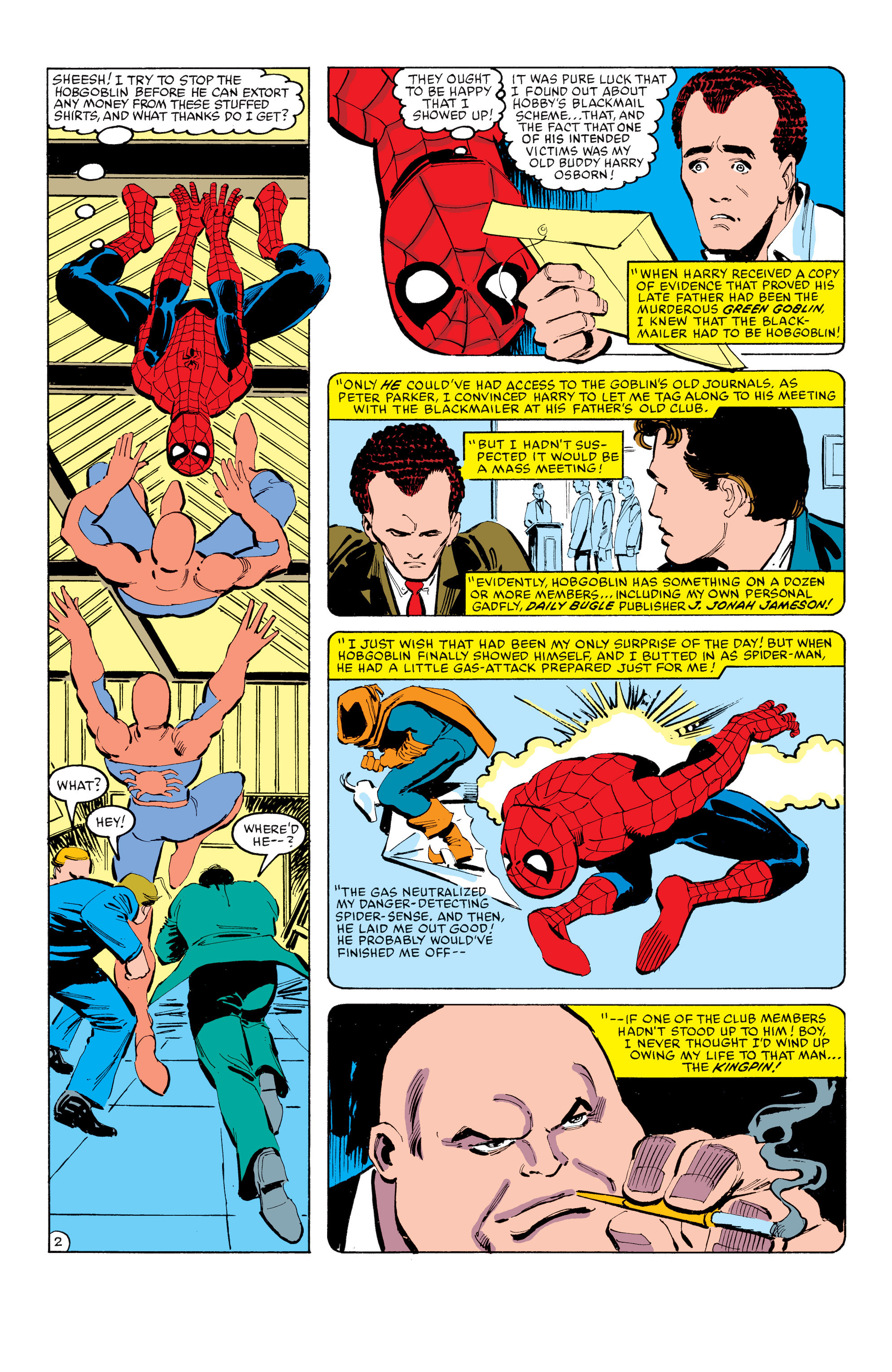 The Amazing Spider-Man (1963) 250 Page 2
