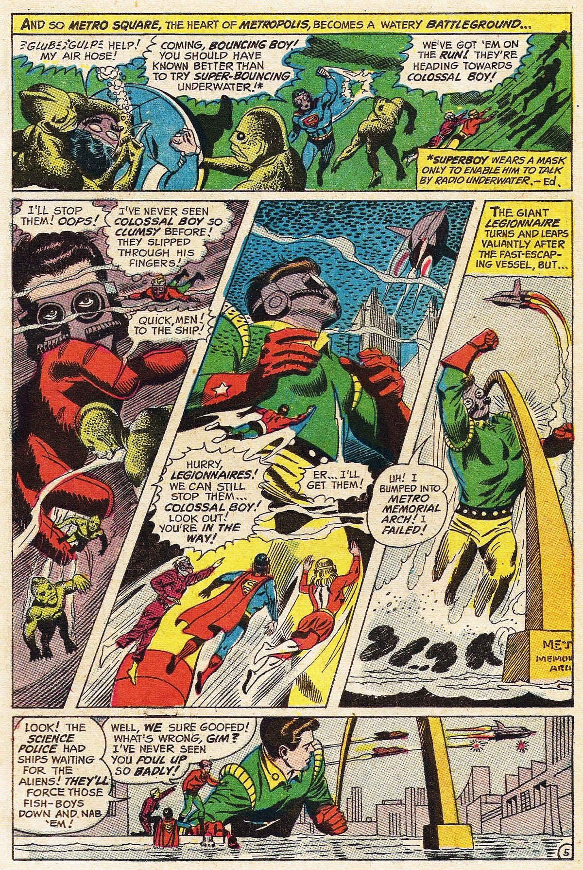 Read online Adventure Comics (1938) comic -  Issue #371 - 7