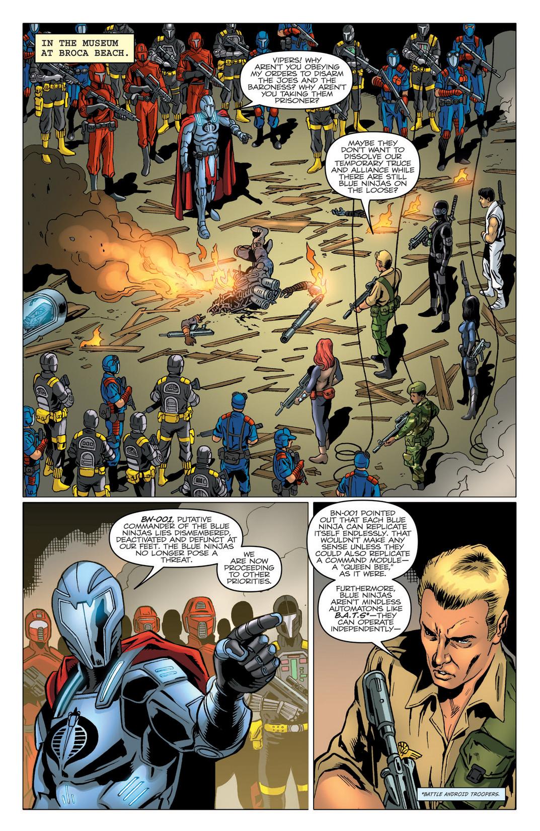 G.I. Joe: A Real American Hero 180 Page 2