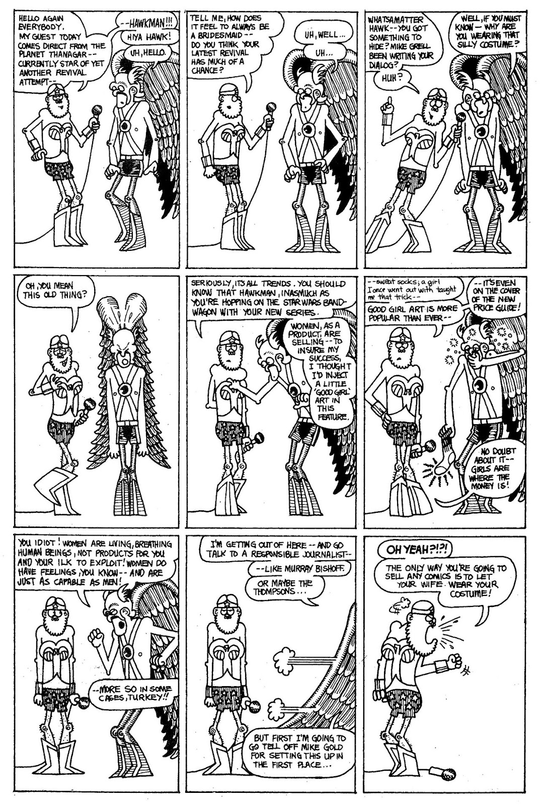 Read online The Nearly Complete Essential Hembeck Archives Omnibus comic -  Issue # TPB (Part 1) - 62