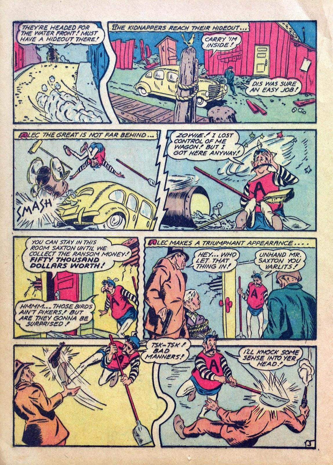 Read online Joker Comics comic -  Issue #1 - 38