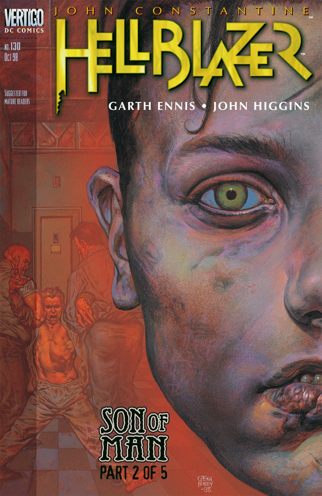 Hellblazer issue 130 - Page 1