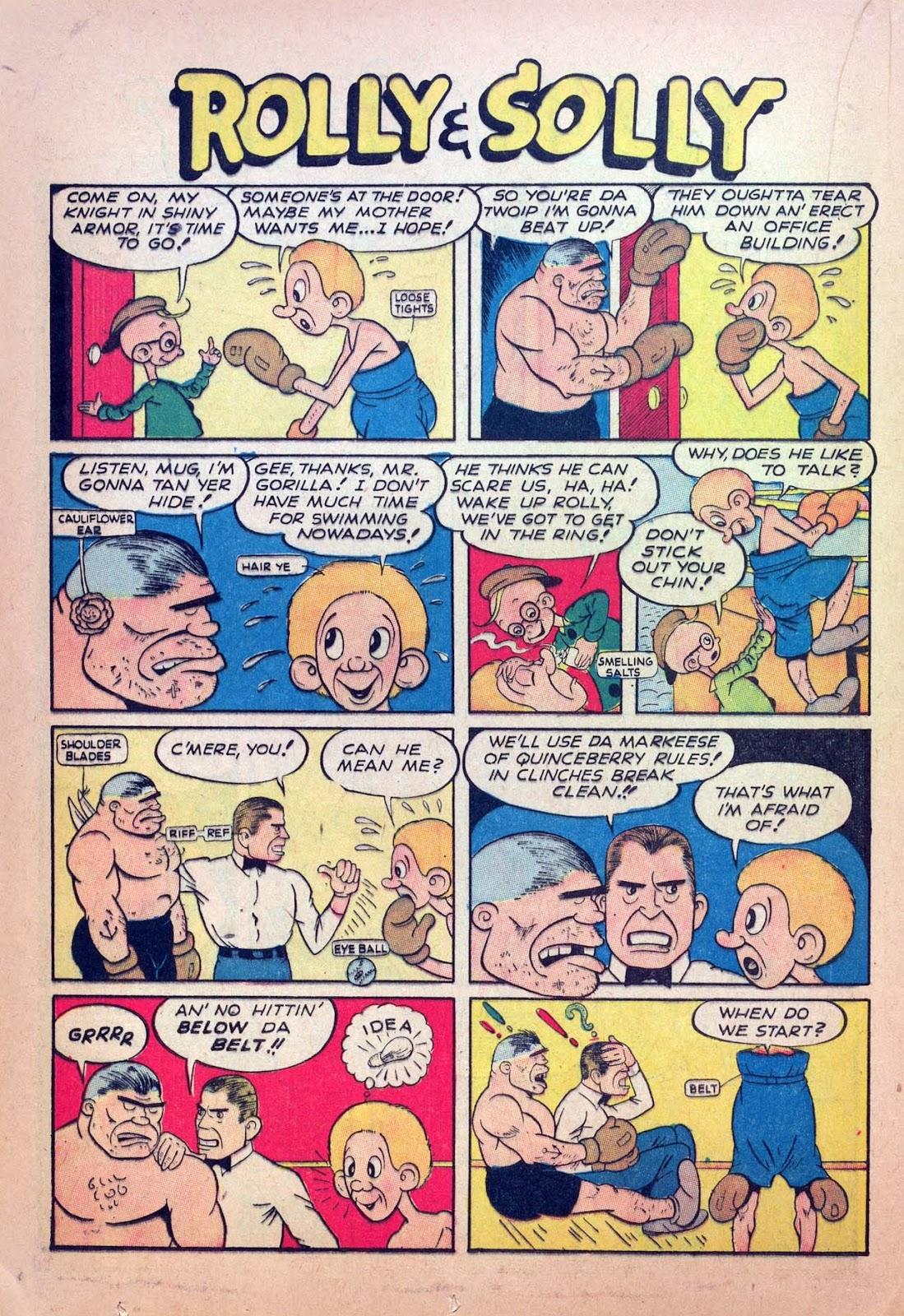 Read online Joker Comics comic -  Issue #5 - 44