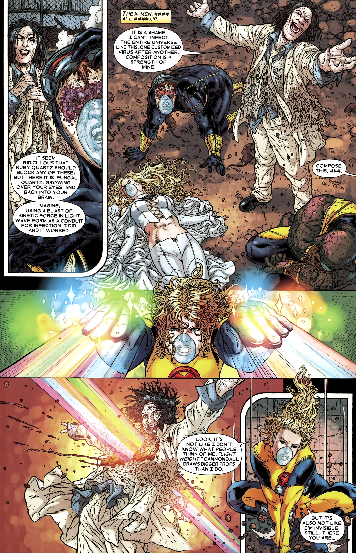 Read online Wolverine: The Best There Is comic -  Issue #12 - 14