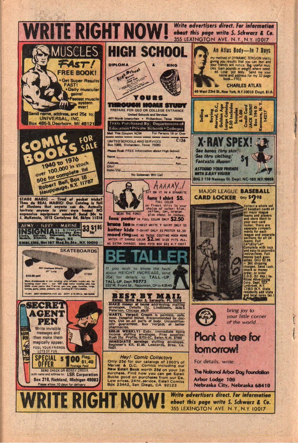 Read online Shazam! (1973) comic -  Issue #27 - 18