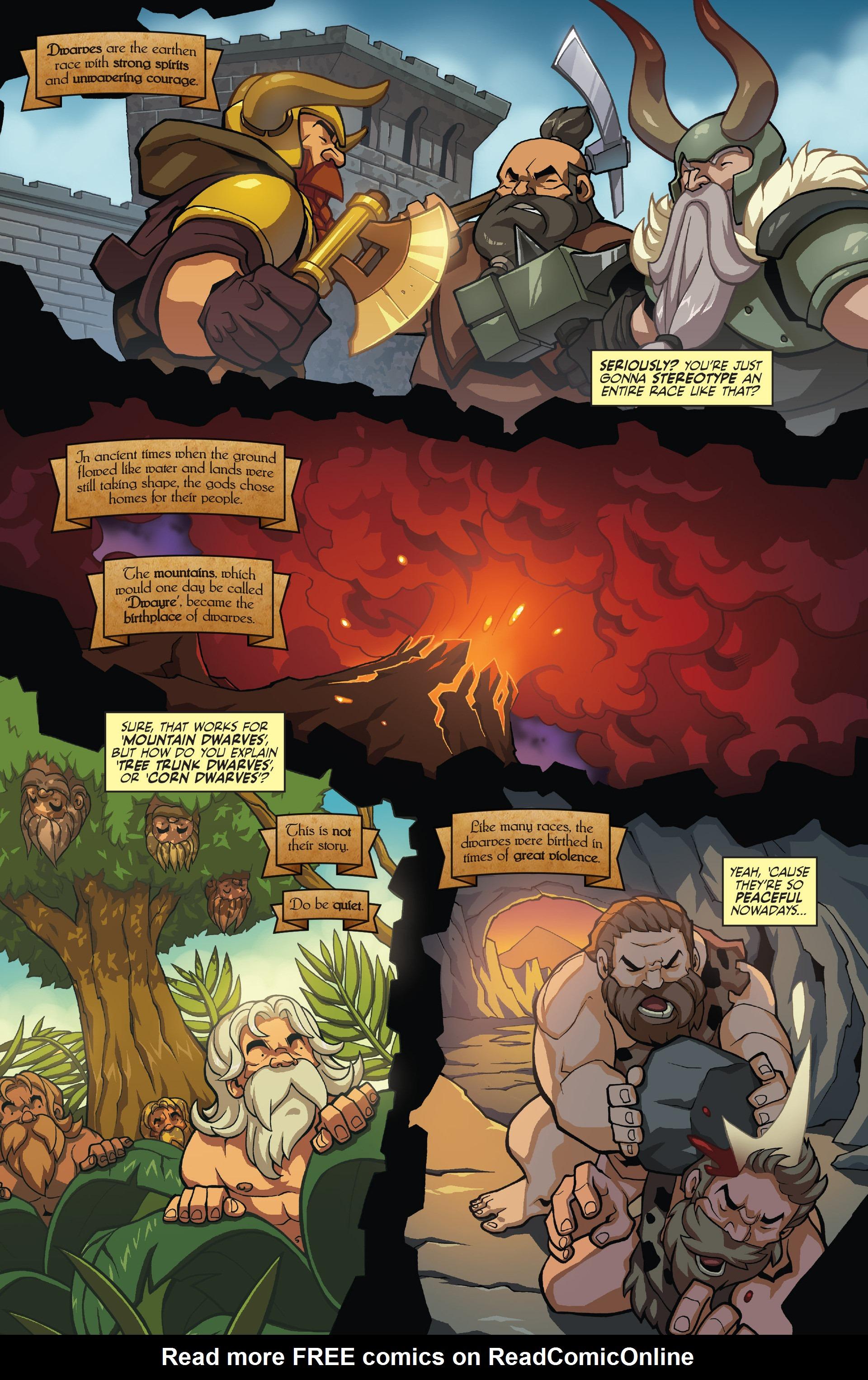 Read online Skullkickers comic -  Issue #26 - 7