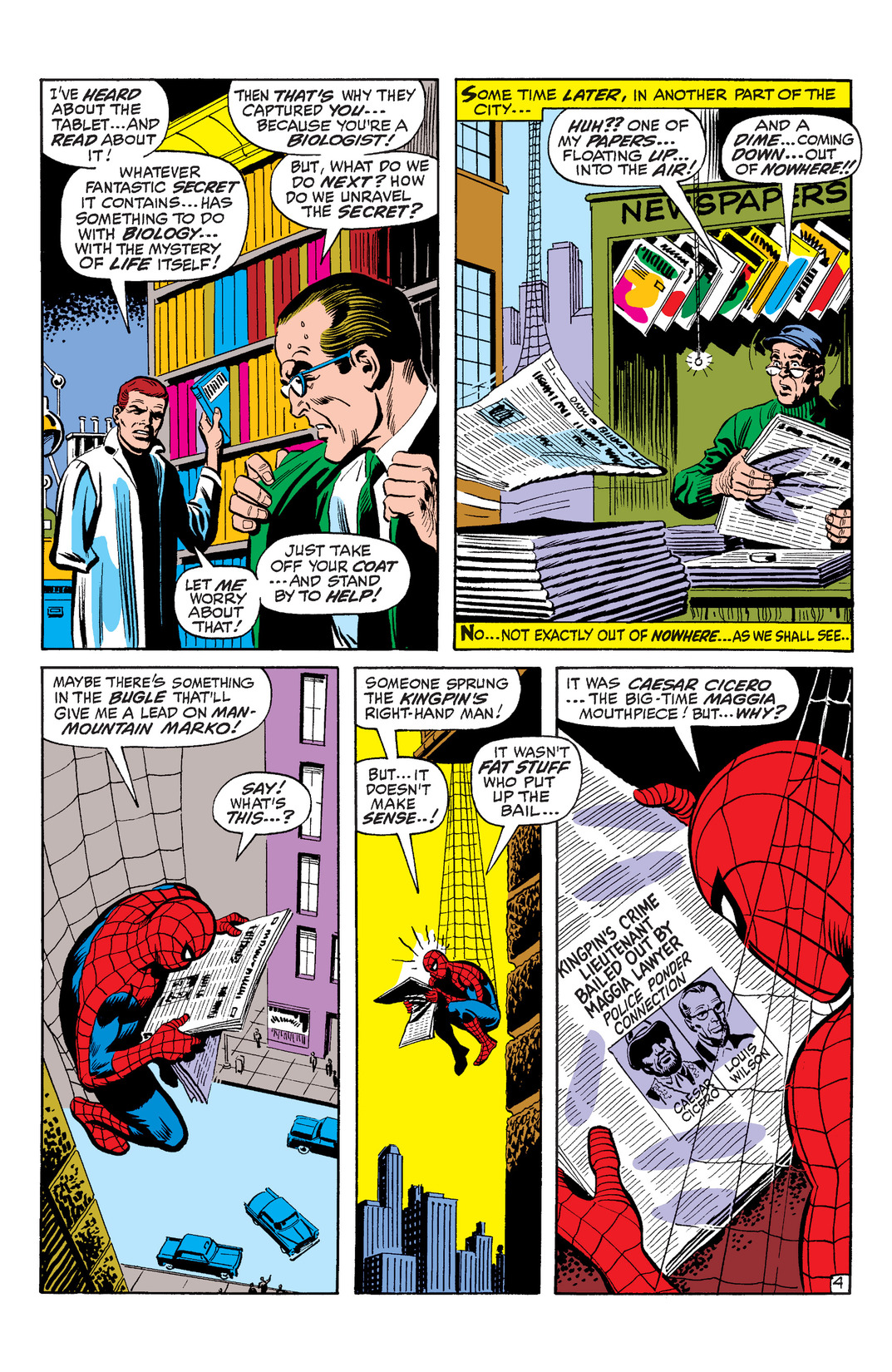 The Amazing Spider-Man (1963) 74 Page 4