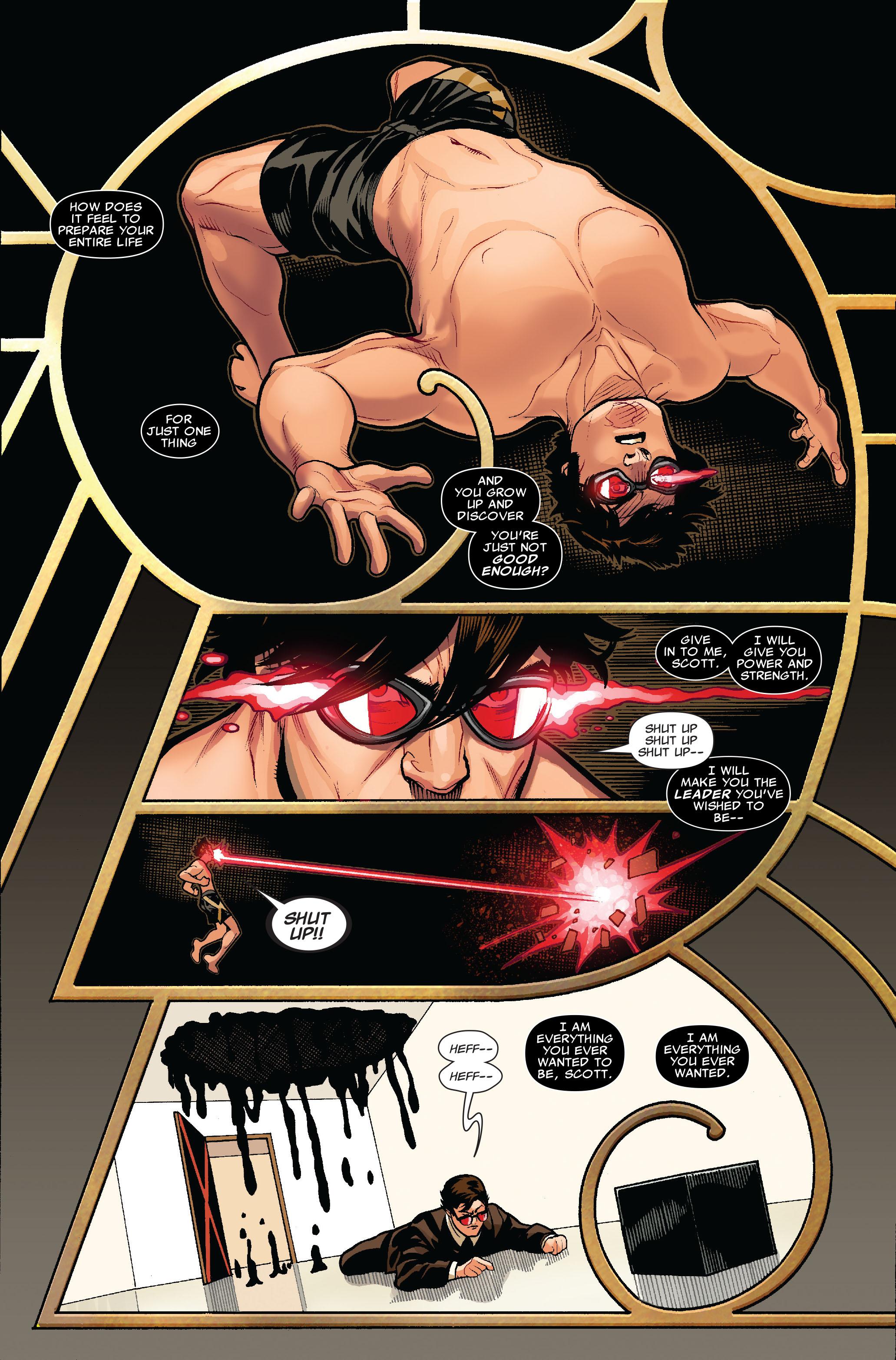 Read online Uncanny X-Men (1963) comic -  Issue #519 - 18