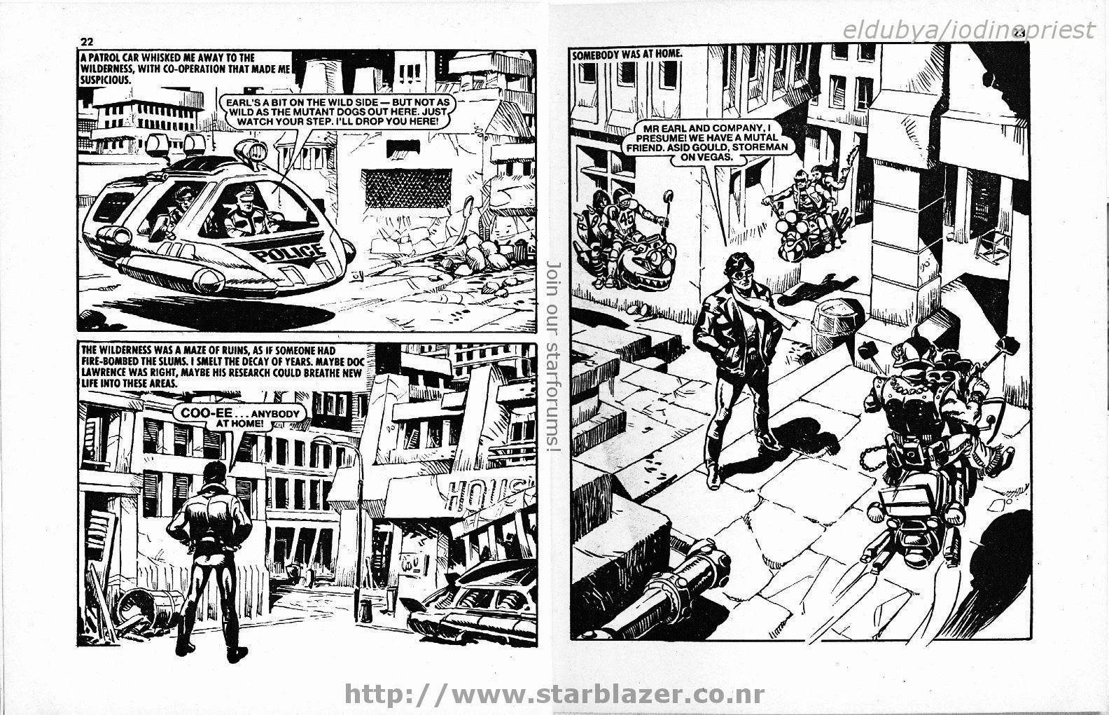 Starblazer issue 173 - Page 13