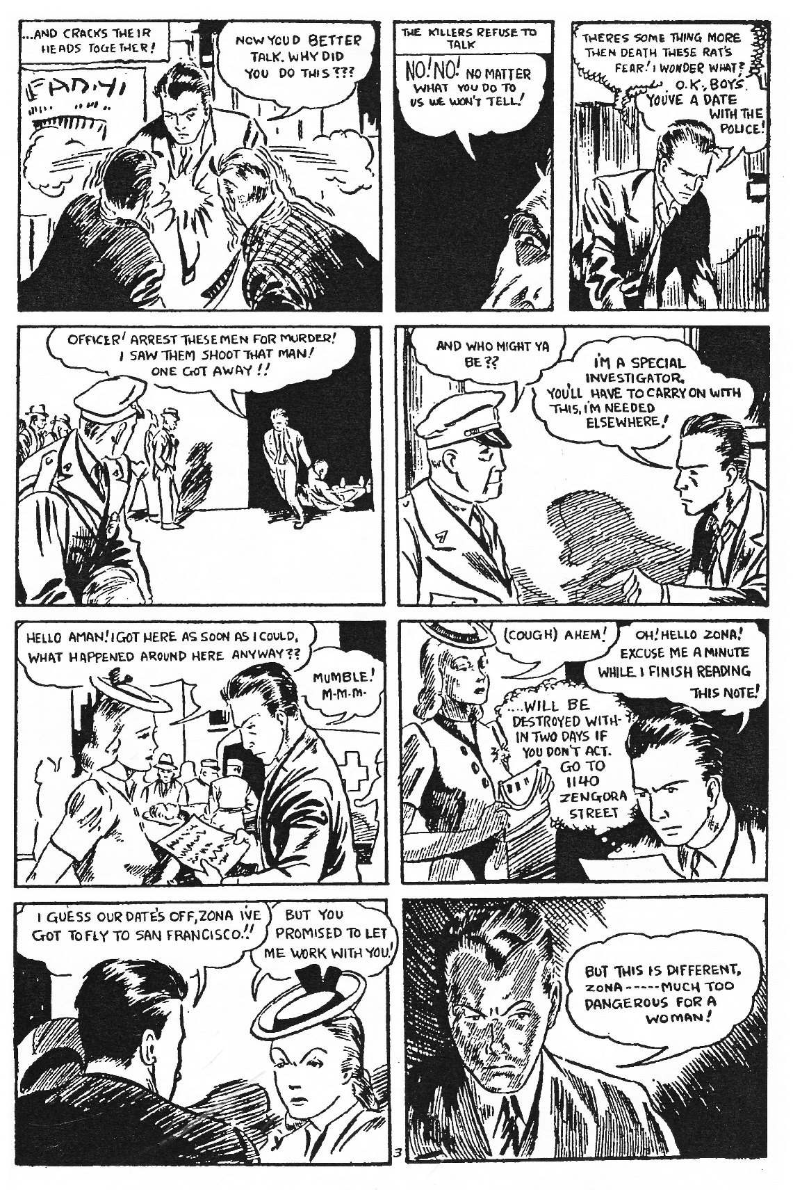 Read online Men of Mystery Comics comic -  Issue #83 - 15