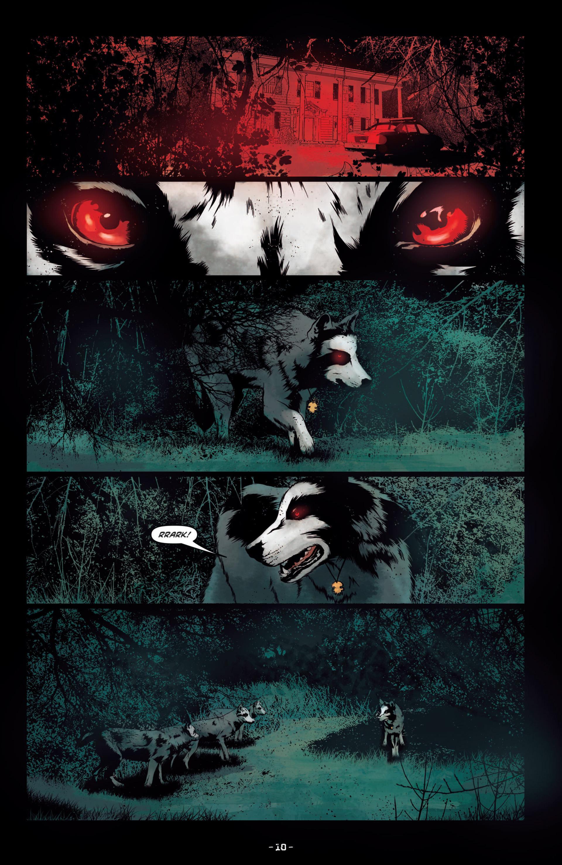 Read online True Blood (2012) comic -  Issue #8 - 12
