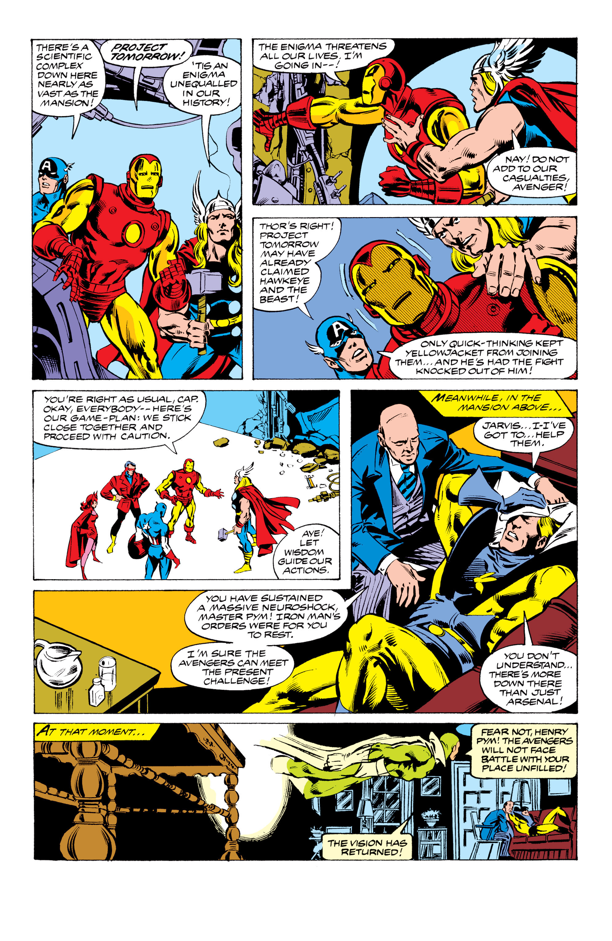 The Avengers (1963) _Annual_9 Page 19