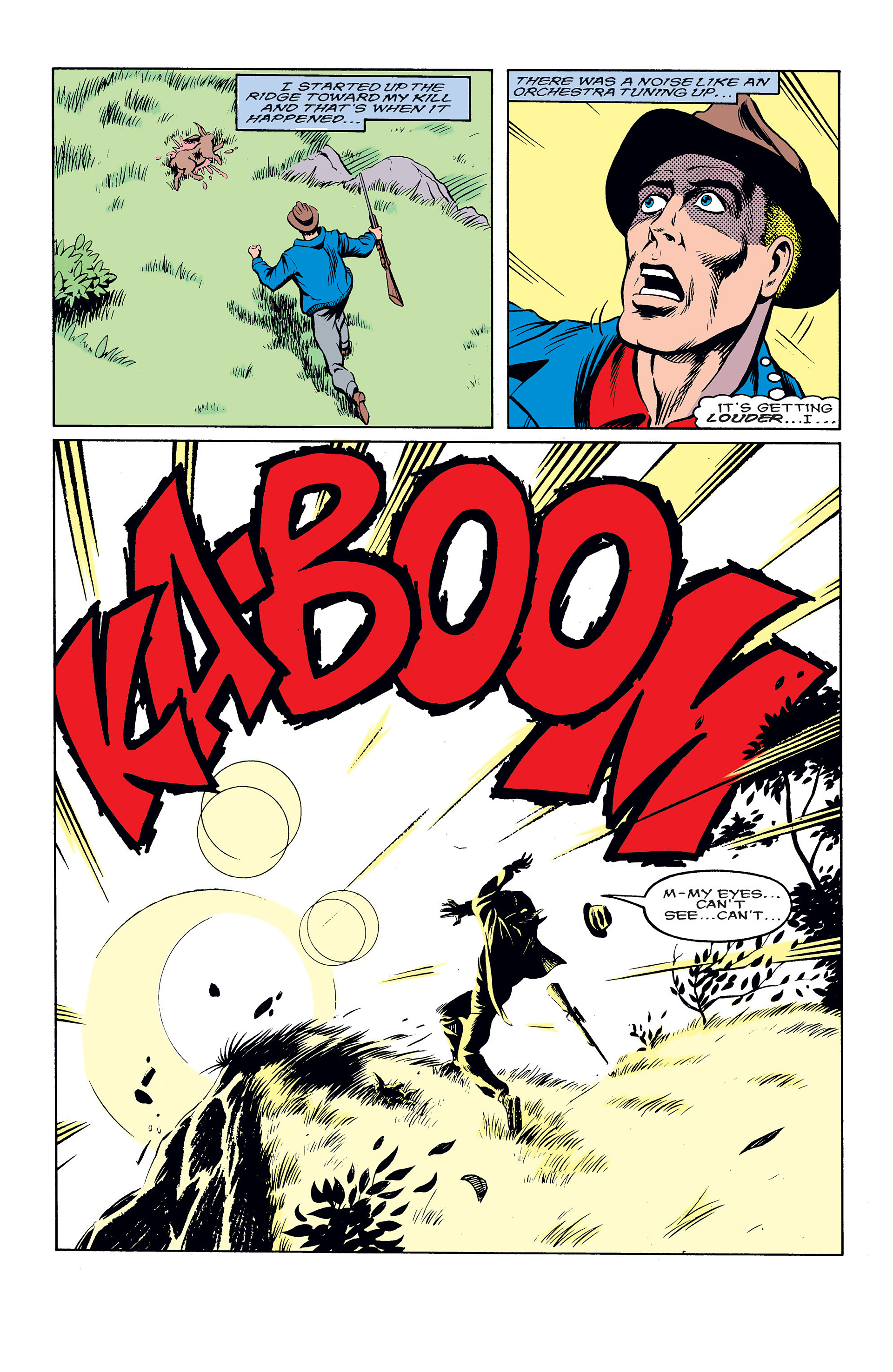 Read online Animal Man (1988) comic -  Issue #10 - 12