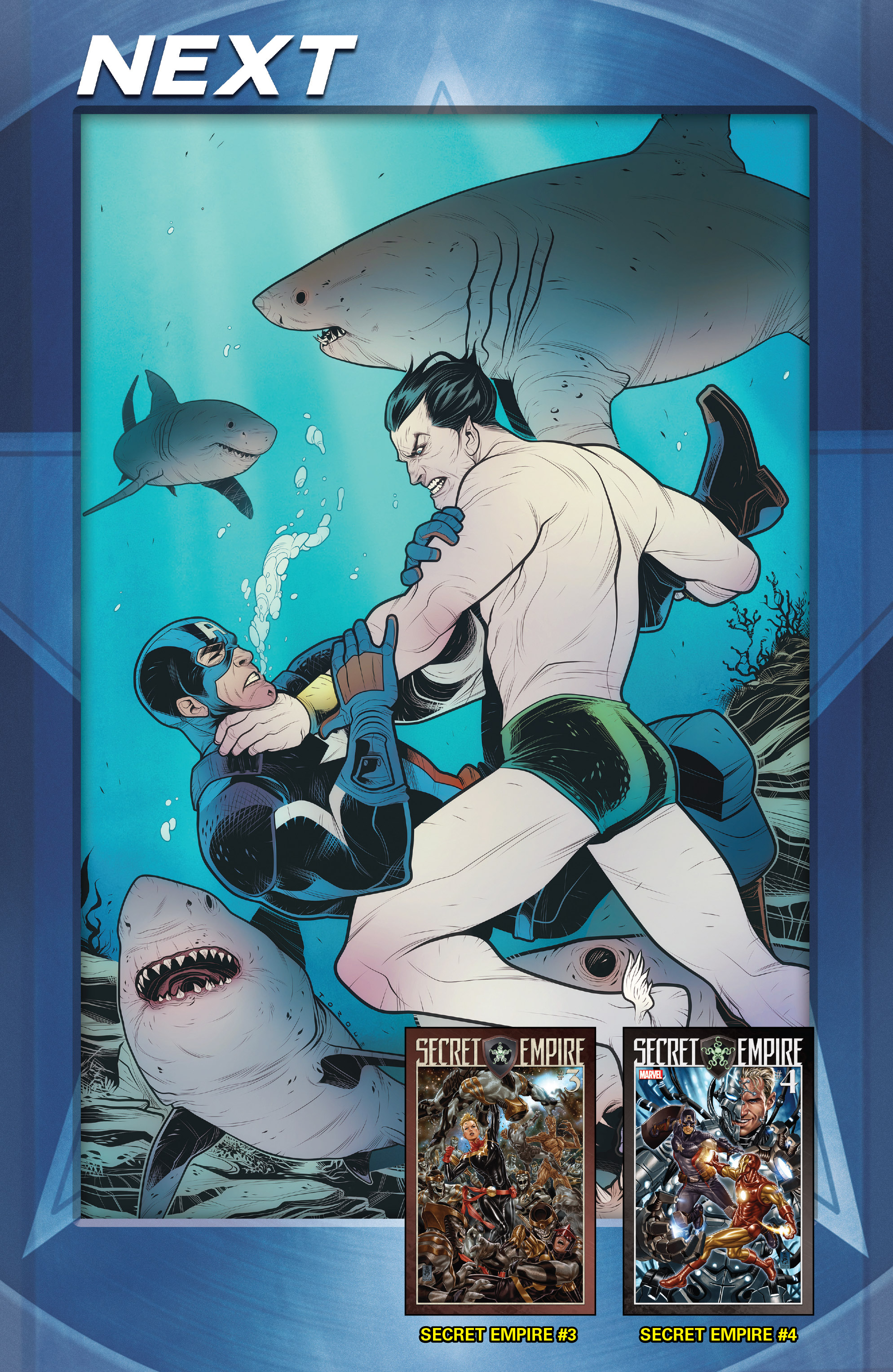 Read online Captain America: Steve Rogers comic -  Issue #17 - 23