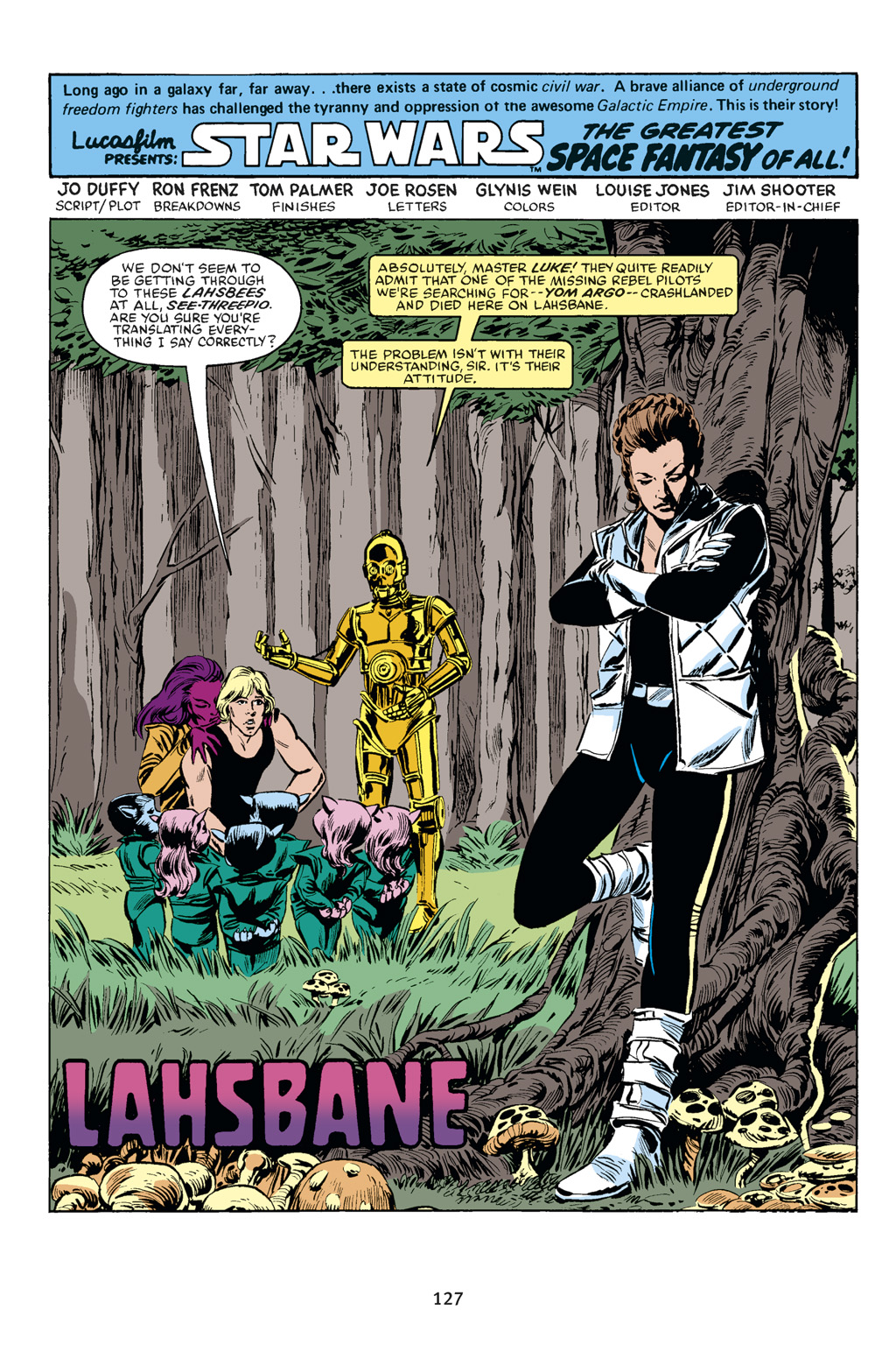 Read online Star Wars Omnibus comic -  Issue # Vol. 18 - 117