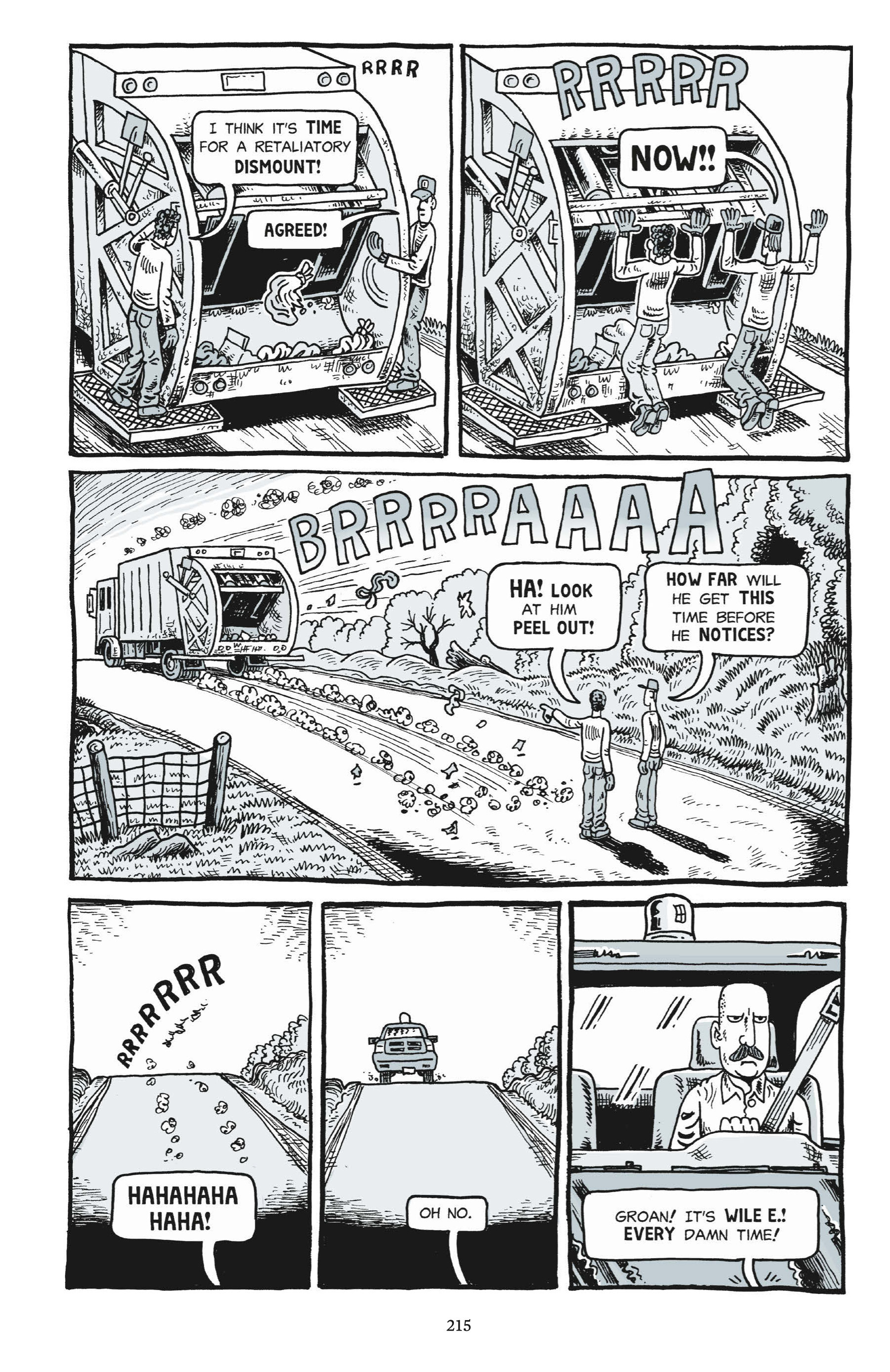 Read online Trashed comic -  Issue # Full - 207