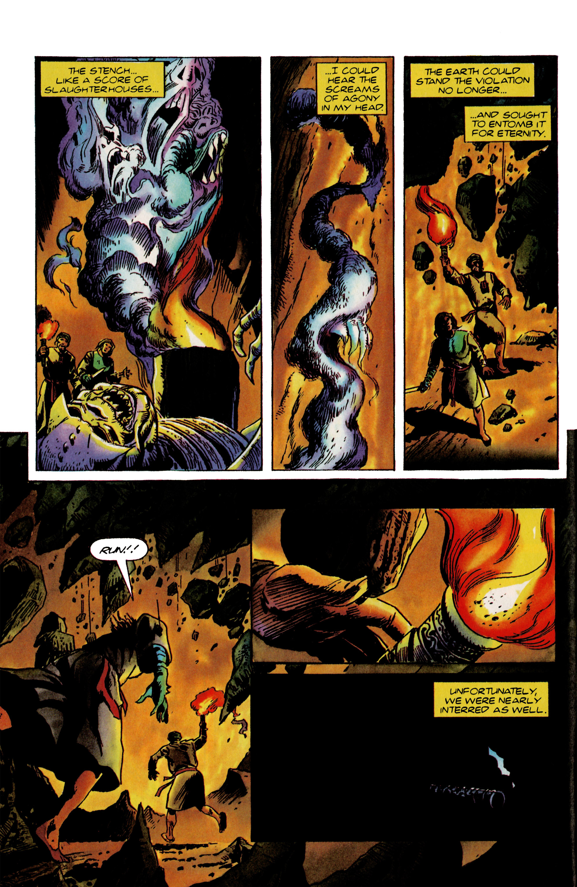 Read online Eternal Warrior (1992) comic -  Issue #22 - 5