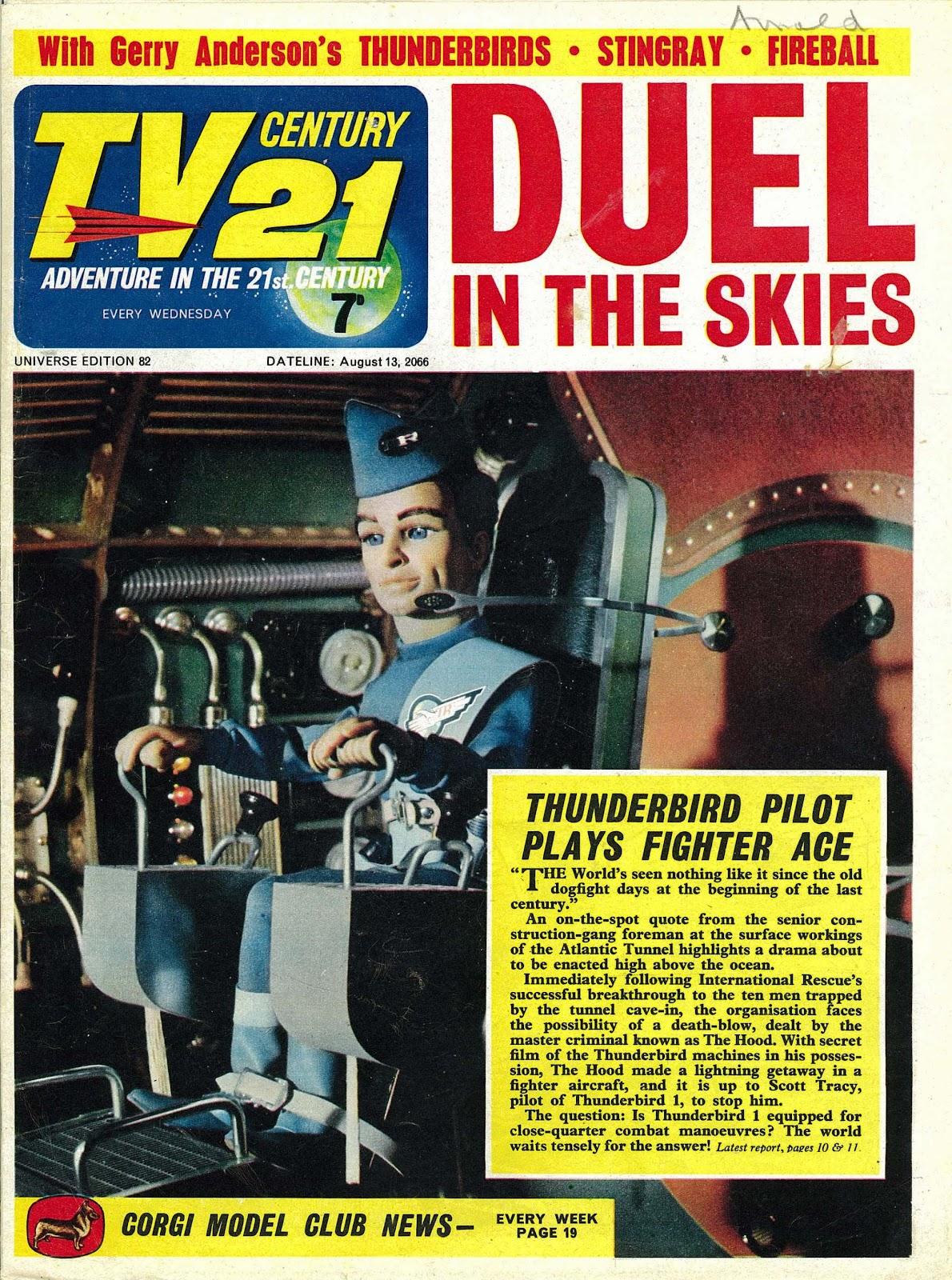 TV Century 21 (TV 21) 82 Page 1