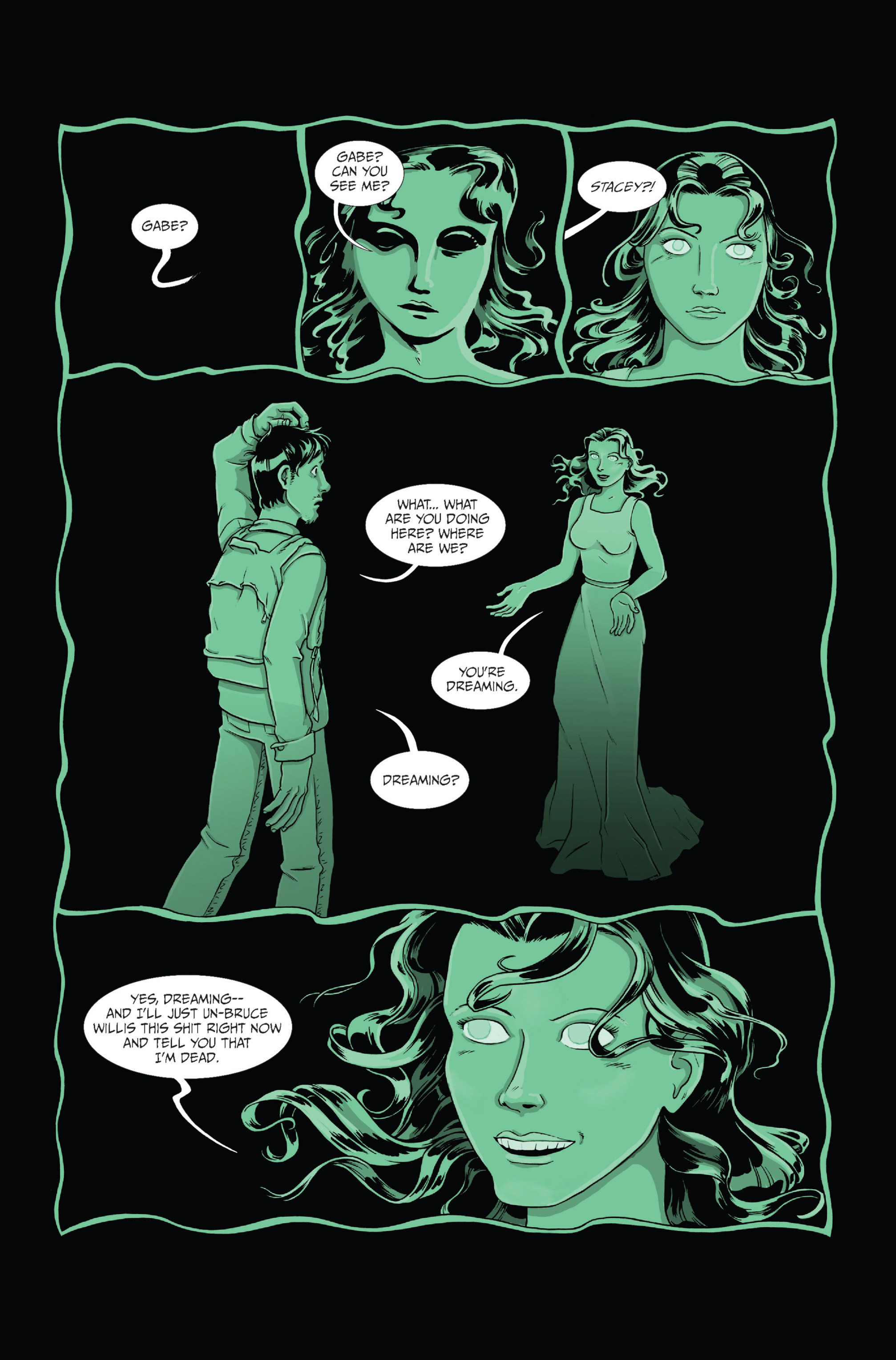 Read online Ehmm Theory: Everything & Small Doses comic -  Issue #1 - 11