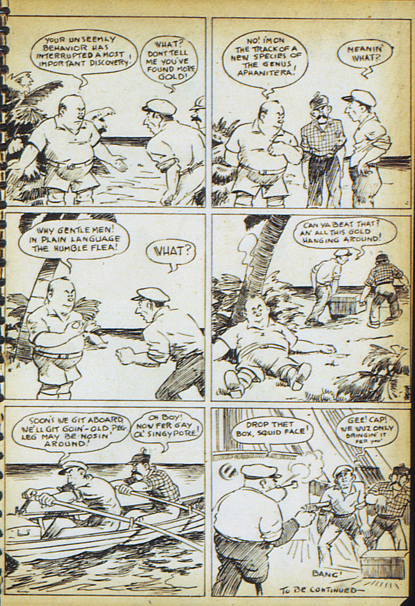 Read online Adventure Comics (1938) comic -  Issue #13 - 41