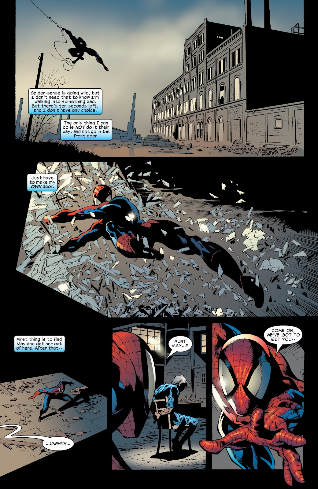 The Amazing Spider-Man by JMS Ultimate Collection issue TPB 3 (Part 2) - Page 75