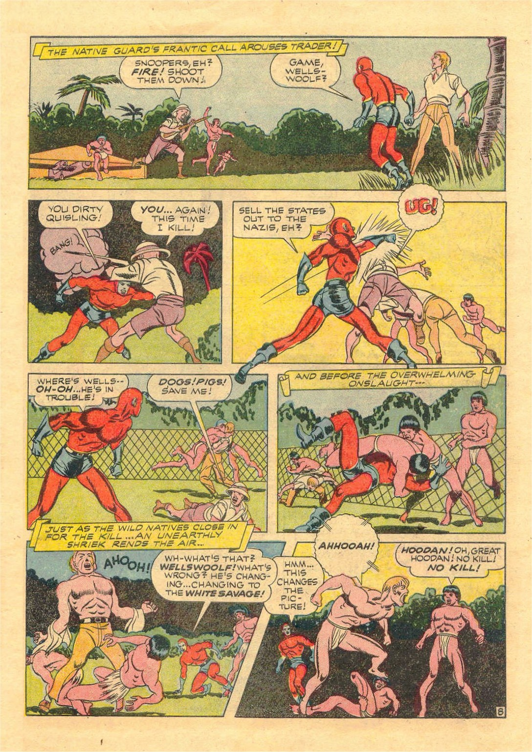 Read online Adventure Comics (1938) comic -  Issue #87 - 50