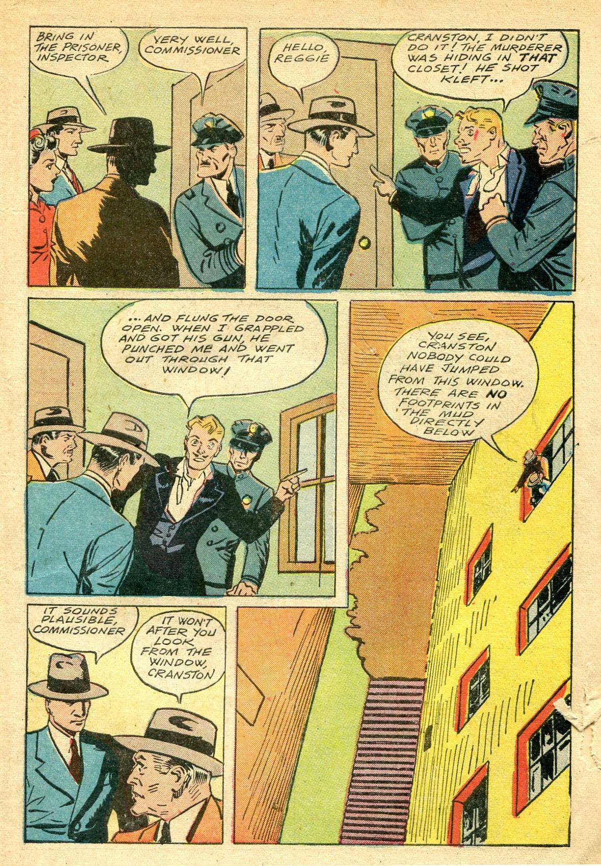 Read online Shadow Comics comic -  Issue #44 - 4