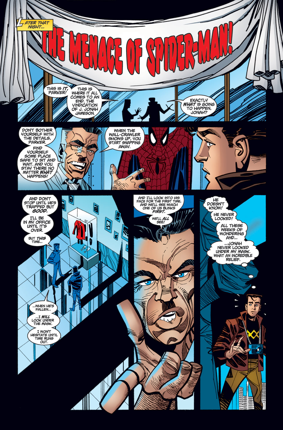 The Amazing Spider-Man (1999) 20 Page 13