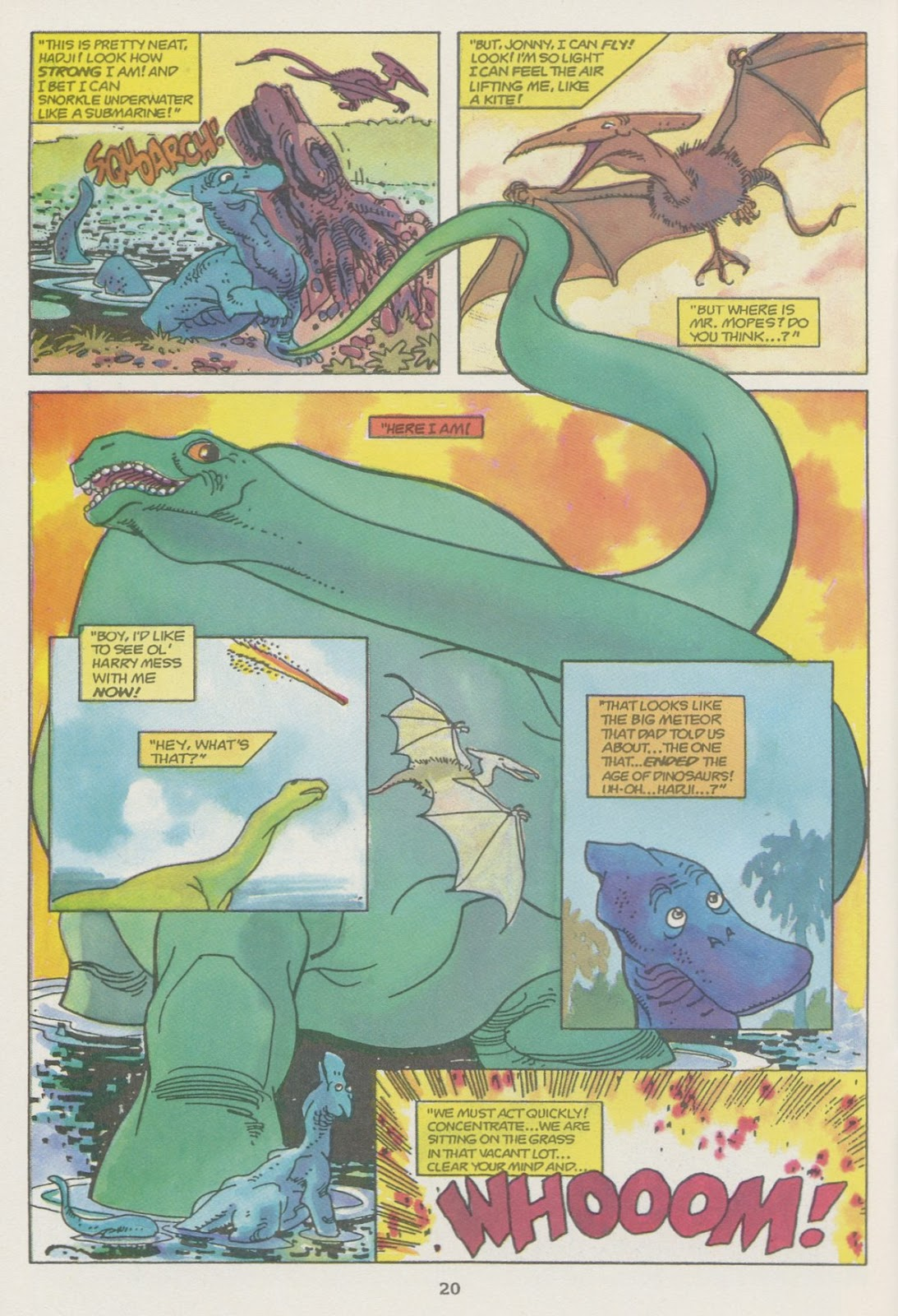 Jonny Quest (1986) issue 19 - Page 22