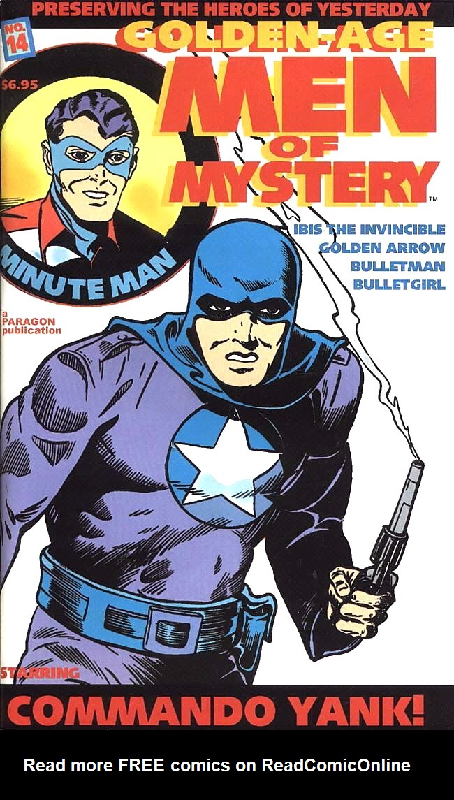 Read online Golden-Age Men of Mystery comic -  Issue #14 - 1