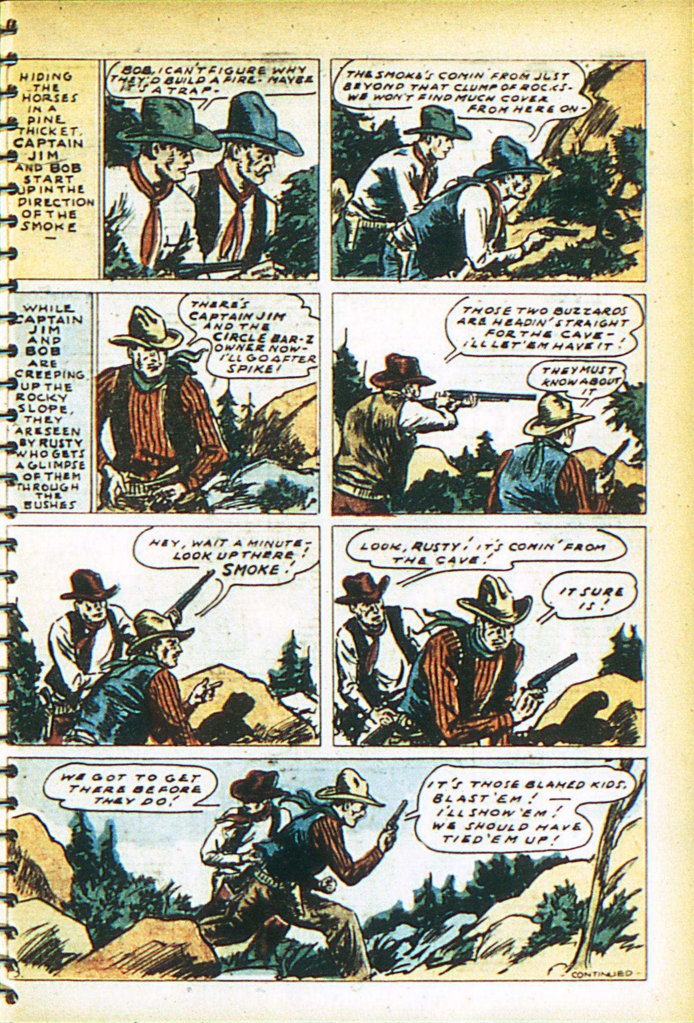 Read online Adventure Comics (1938) comic -  Issue #26 - 6