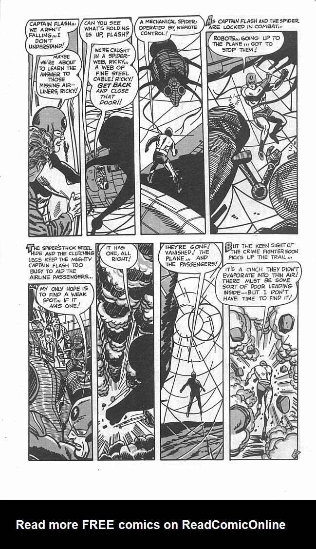 Read online Golden-Age Men of Mystery comic -  Issue #3 - 12