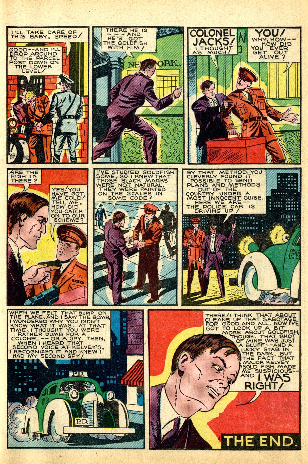 Read online Detective Comics (1937) comic -  Issue #50 - 43