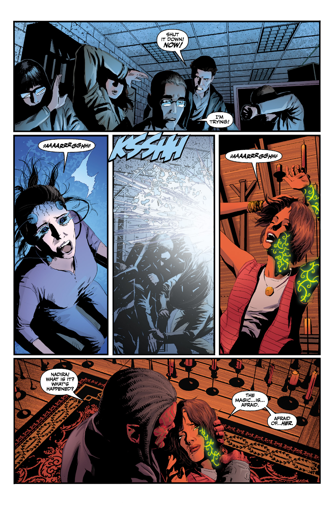 Read online Angel & Faith Season 10 comic -  Issue #13 - 17