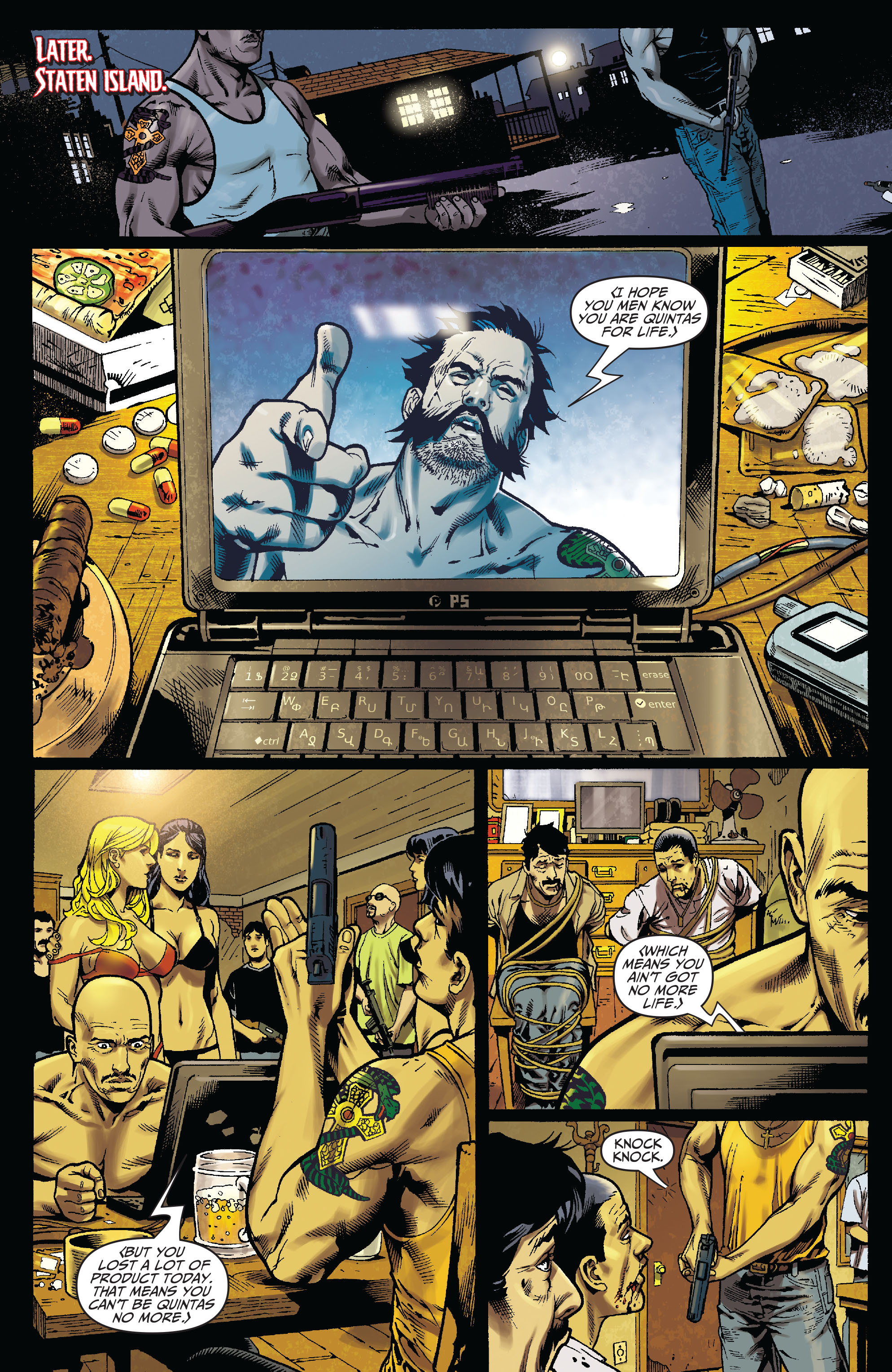 Read online Amazing Spider-Man Presents: Anti-Venom - New Ways To Live comic -  Issue #1 - 15