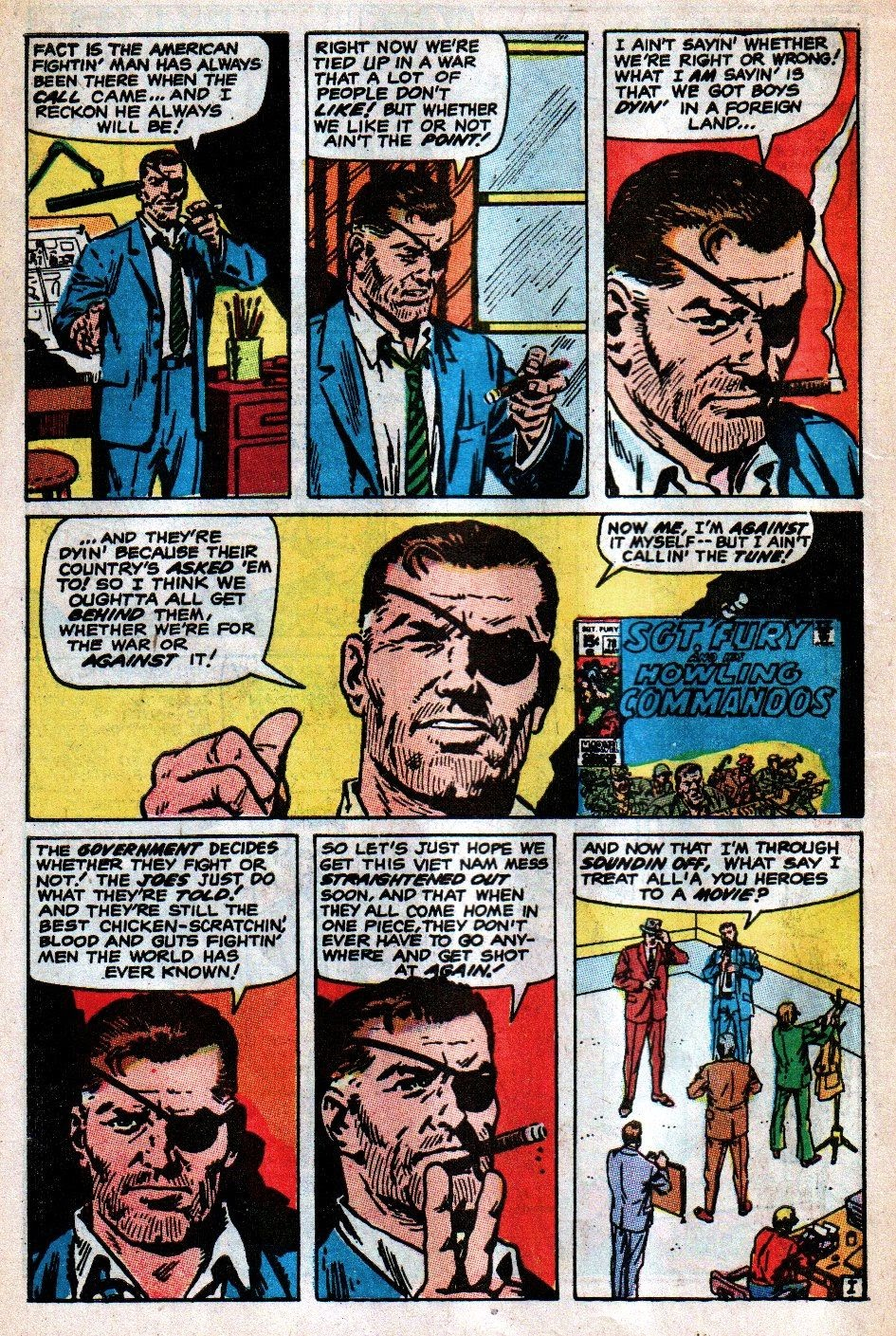 Sgt. Fury issue _Special_6 - Page 64