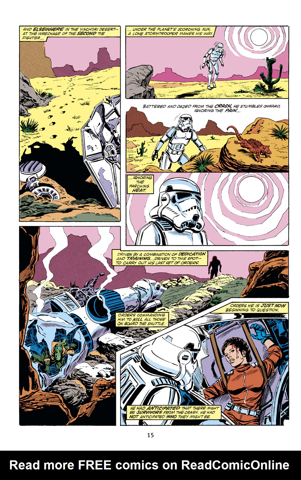 Read online Star Wars Omnibus comic -  Issue # Vol. 21 - 14