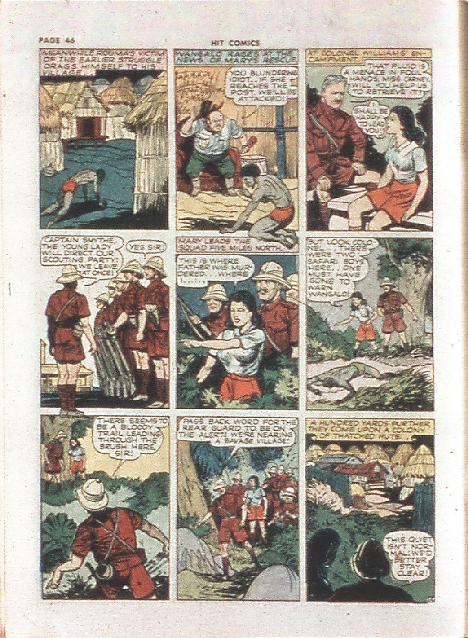 Read online Hit Comics comic -  Issue #21 - 48