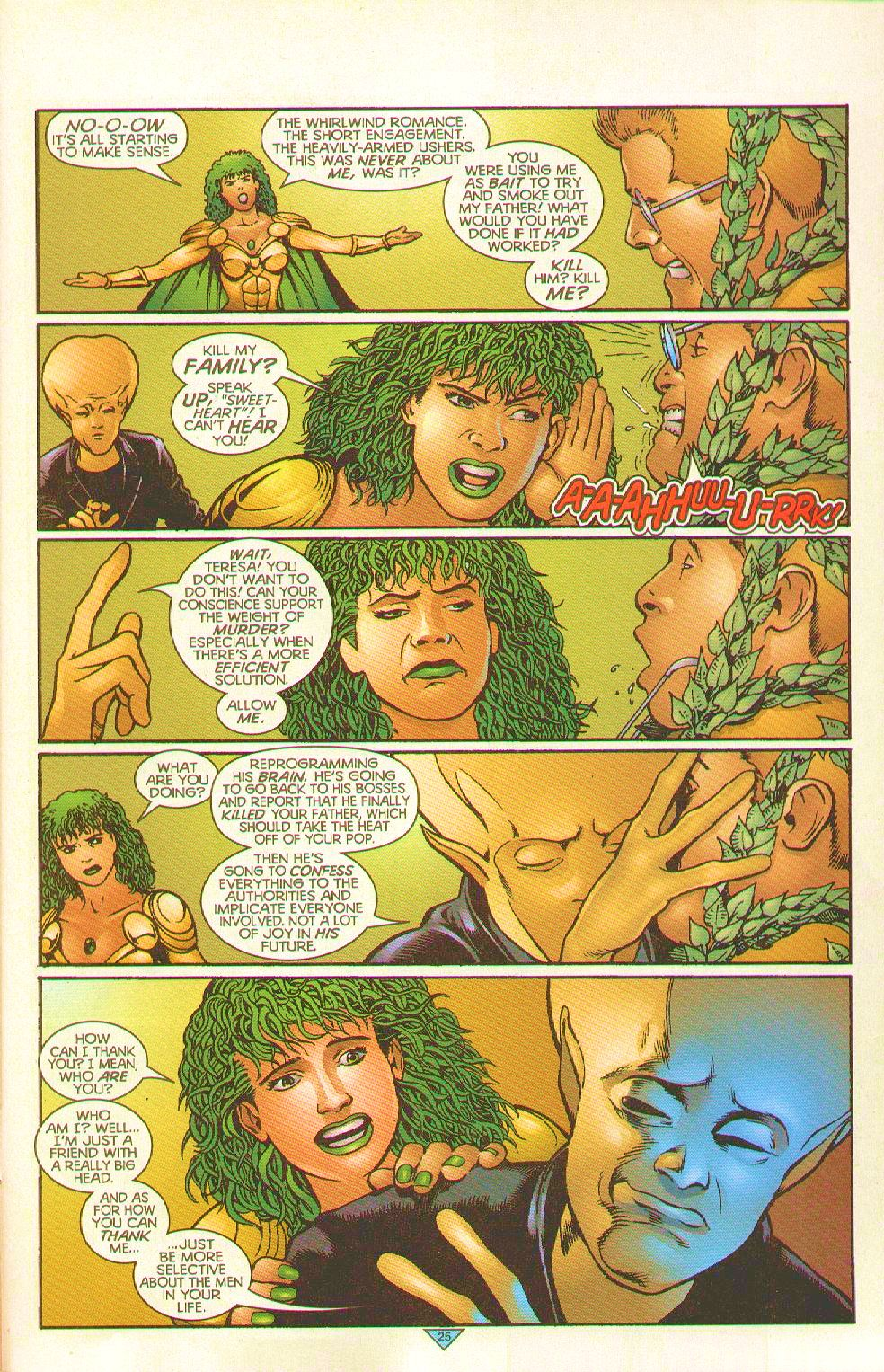Read online Trinity Angels comic -  Issue #12 - 25
