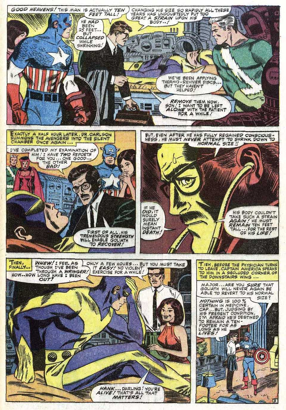 The Avengers (1963) 29 Page 4