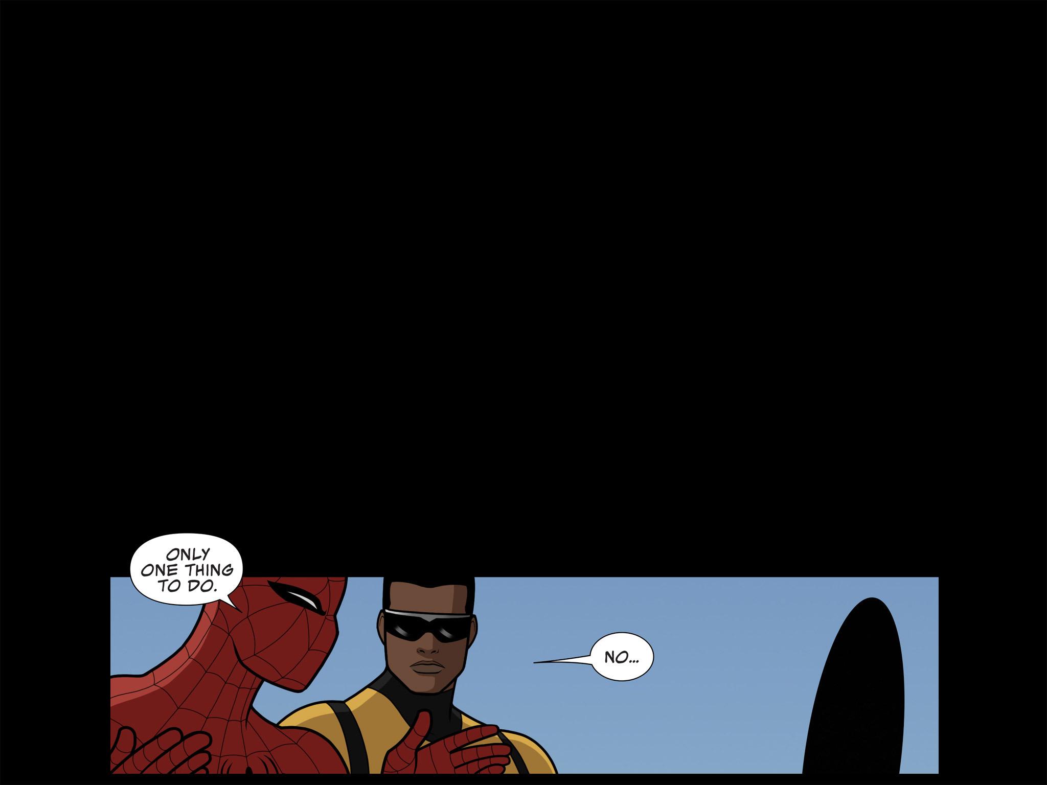 Read online Ultimate Spider-Man (Infinite Comics) (2015) comic -  Issue #10 - 5