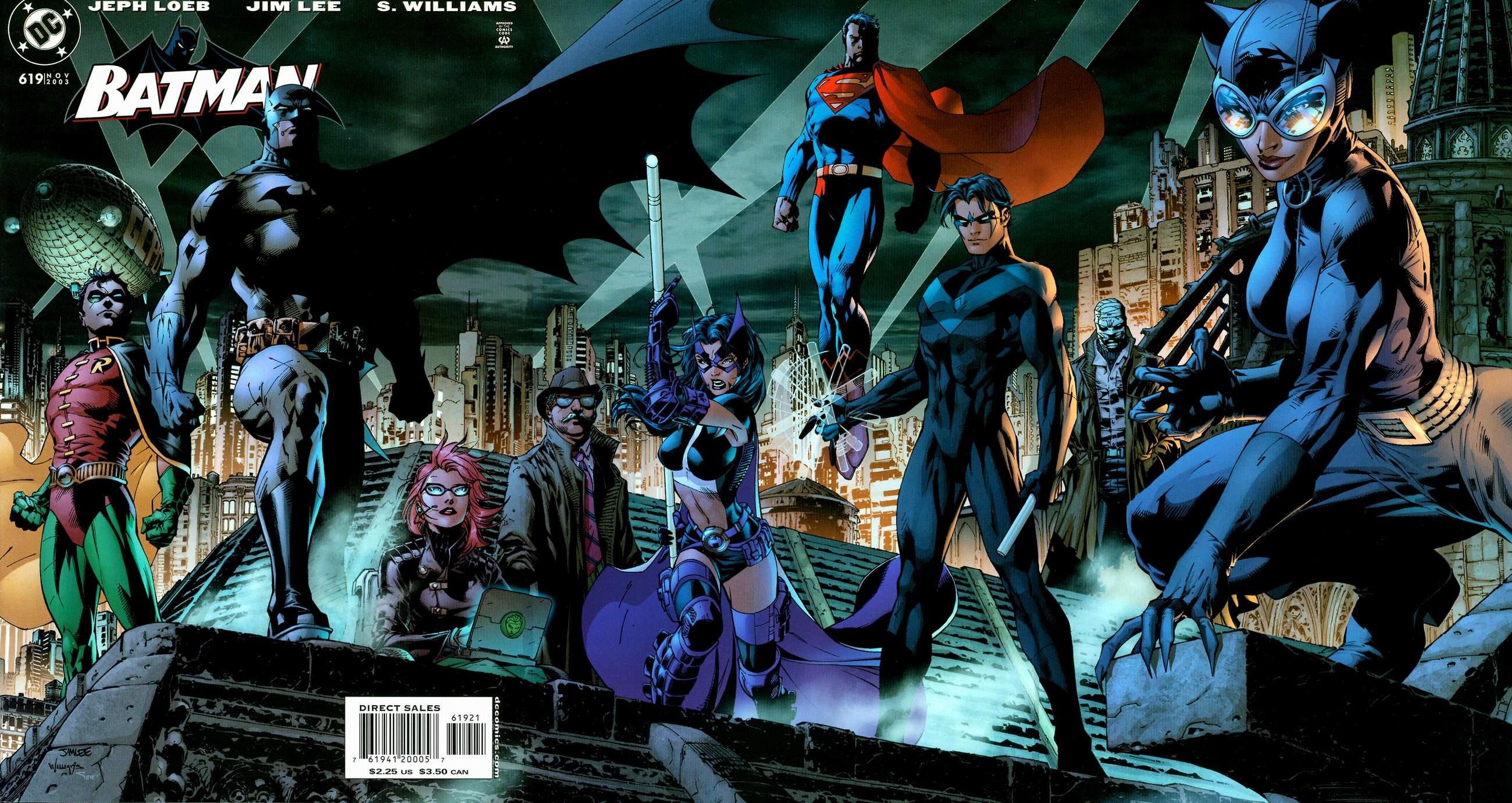 Read online Batman: Hush comic -  Issue #12 - 2