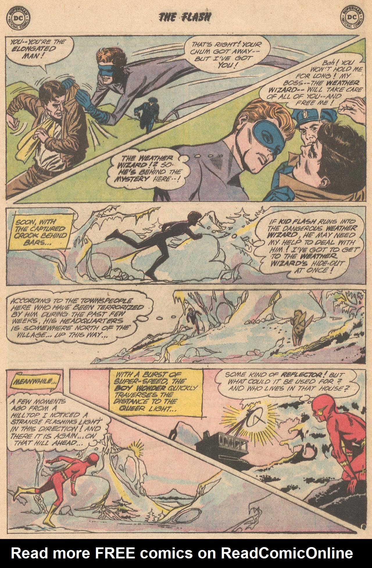 DC Special Blue Ribbon Digest 2 Page 60