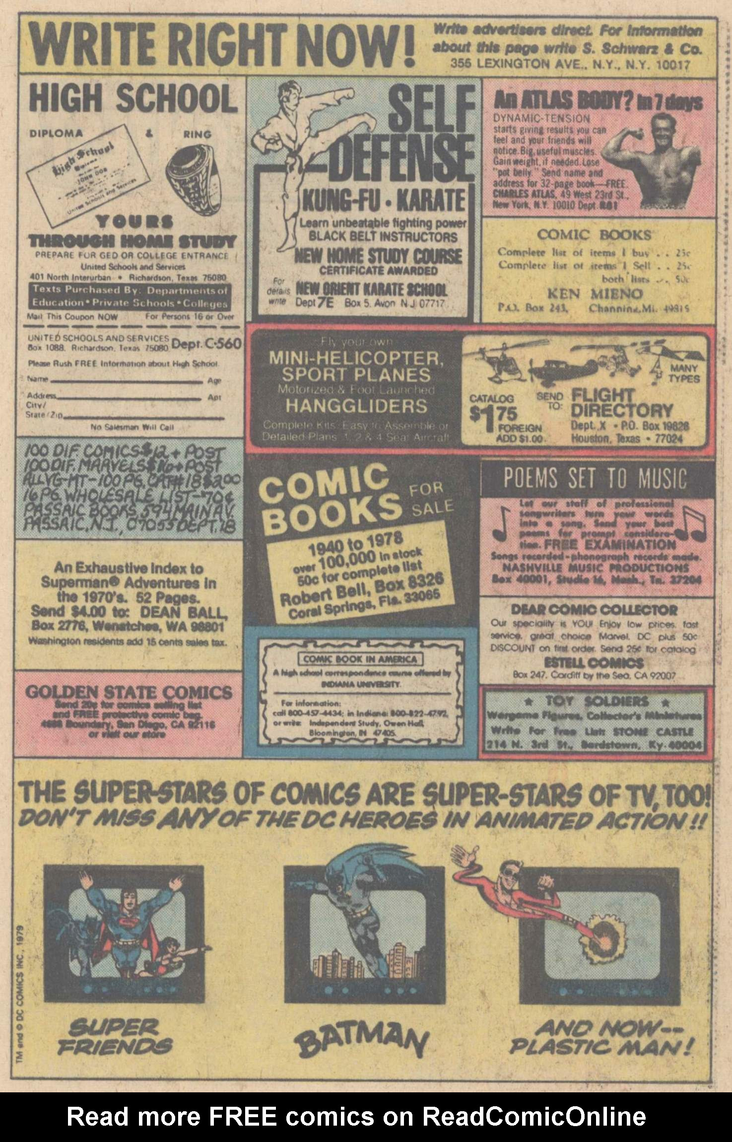 Read online Action Comics (1938) comic -  Issue #508 - 29