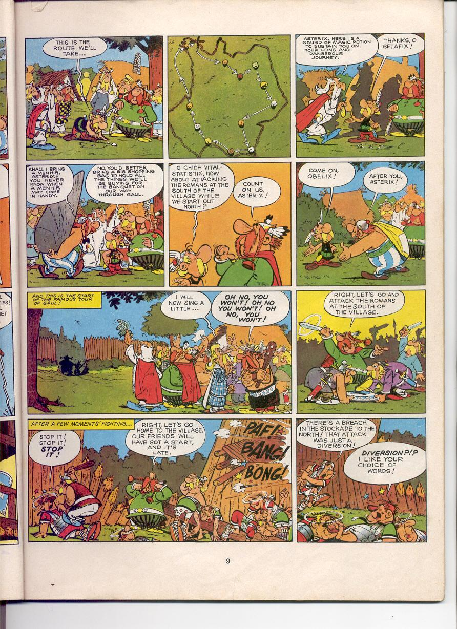 Asterix issue 5 - Page 6